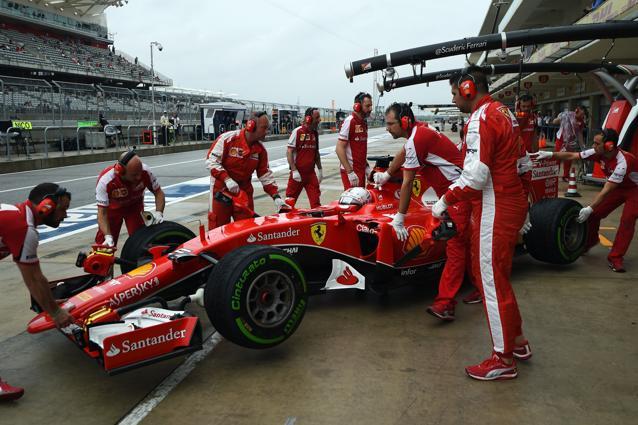Austin Grand Prix Is Last Chance For Ferrari's Sebastian Vettel, But The Future Looks Bright