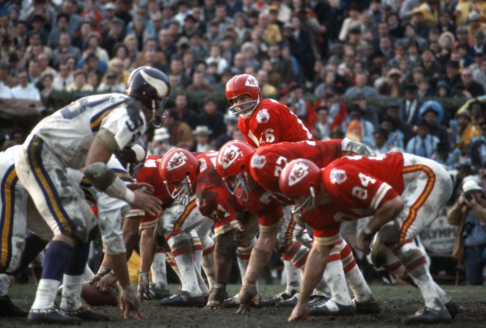 Super Bowl IV - Minnesota Vikings v Kansas City Chiefs
