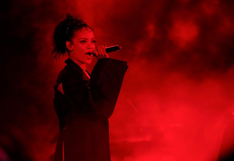 Tickets for Rihanna's 'Anti-World Tour' Averaging Over $200 Prior to General On-Sale