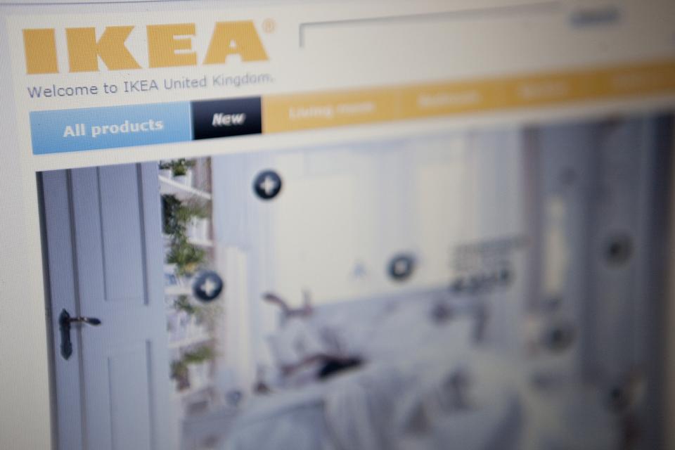 The Ikea website.