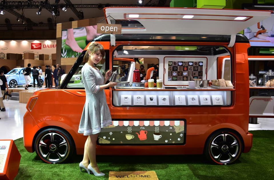 Mini Vehicles A Big Pain In Japan, Drag Down January Registrations