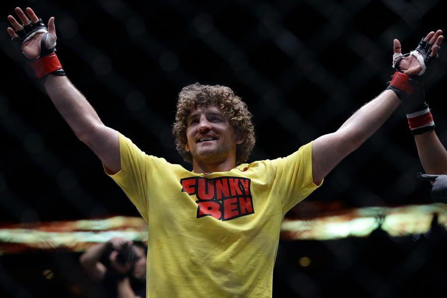 ONE's Ben Askren Talks 4-Fight Plan, UFC & Bellator Business, Calls Out GSP, Rory MacDonald, WME-IMG