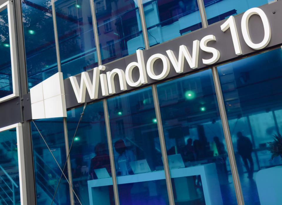 Critical Windows 10 Warning: Millions Of Users At Risk
