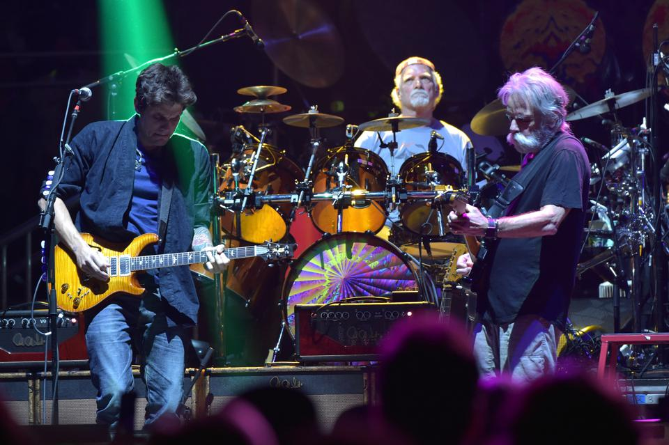 John Mayer And Bob Weir On Breathing New Life Into Grateful Dead Songs