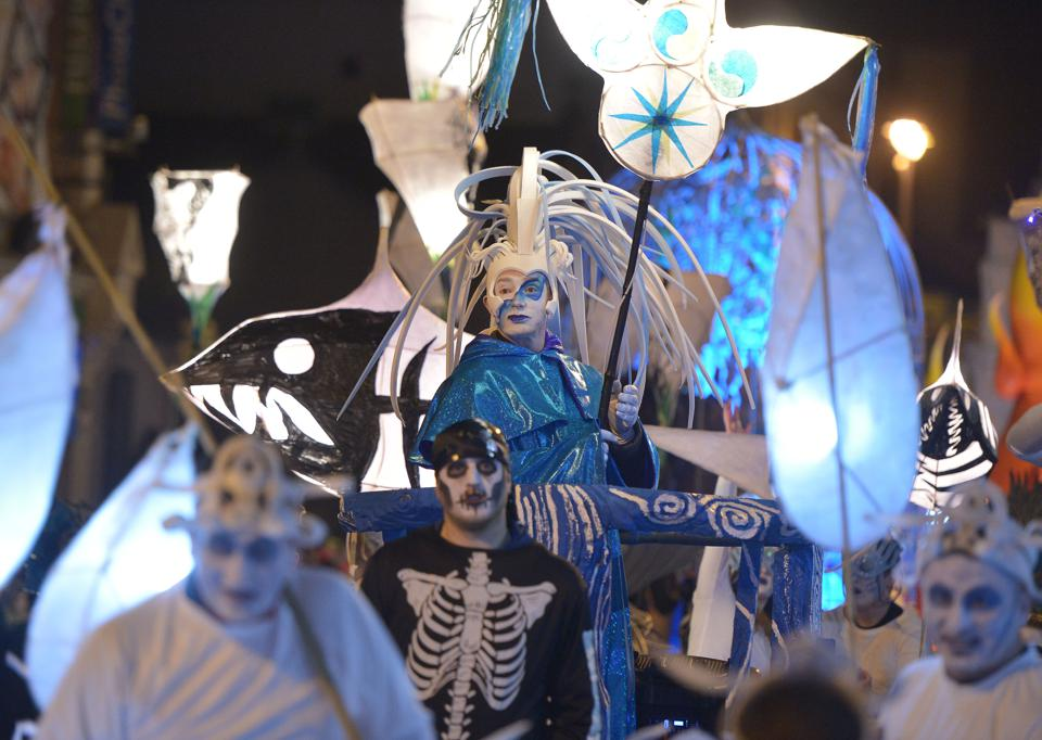Europe's Largest Halloween Carnival