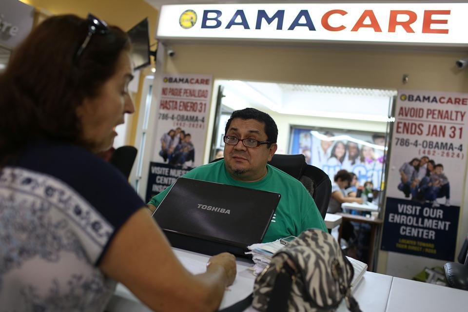 Doctor Participation Drops As Obamacare Enrollment Begins