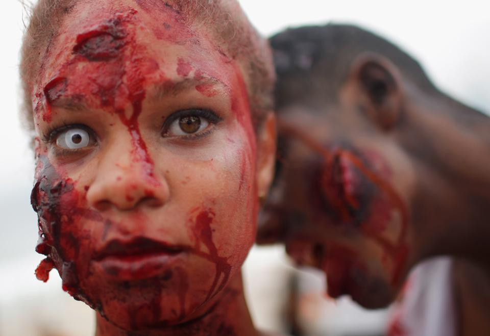 If Zombies Attack, Is The Nation -- Or The World -- Prepared?