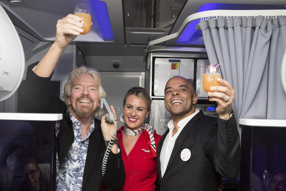Virgin America and Airbnb Hawaii Launch Party