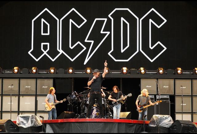 Ac dc concert dates in Sydney