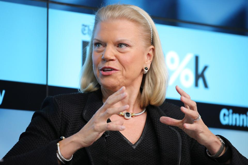 IBM's CEO On Hackers: 'Cyber Crime Is The Greatest Threat To Every Company In The World'