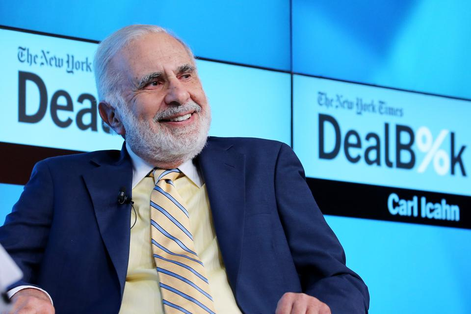 Carl Icahn's Energy Stocks Present A Turnaround Trade For 2016