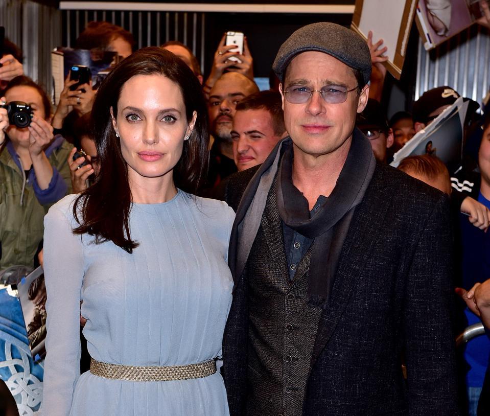 Celebrity Sightings In New York City - November 03, 2015
