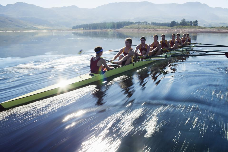 If you're going to dip an oar, you might as well align with your and others' efforts for best impact.