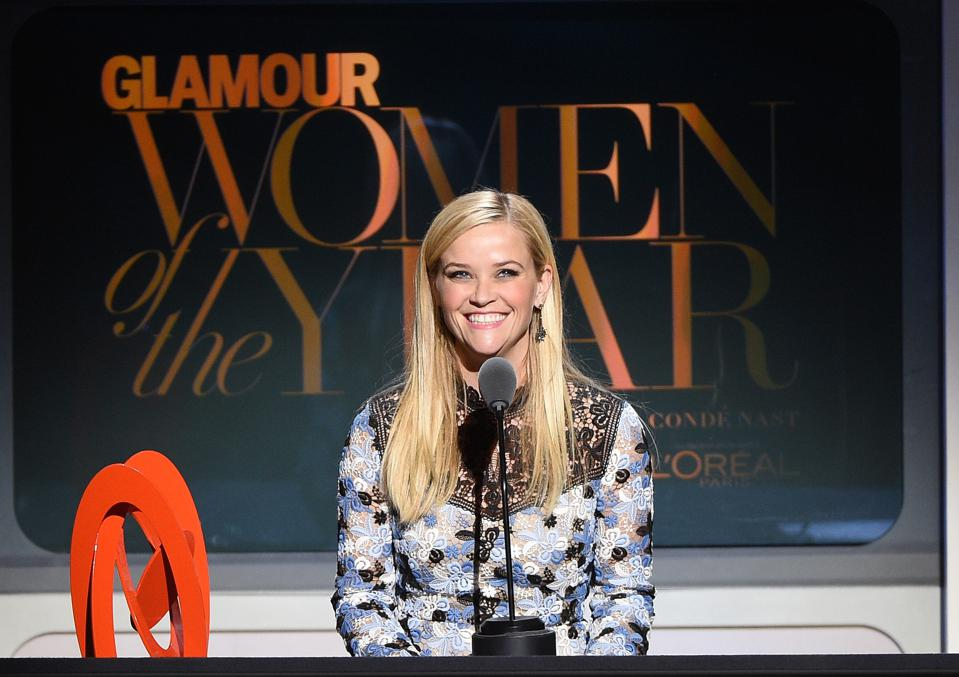 2015 Glamour Women of the Year Awards - Show