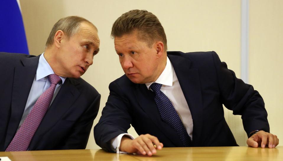 Russian President Vladimir Putin Meets