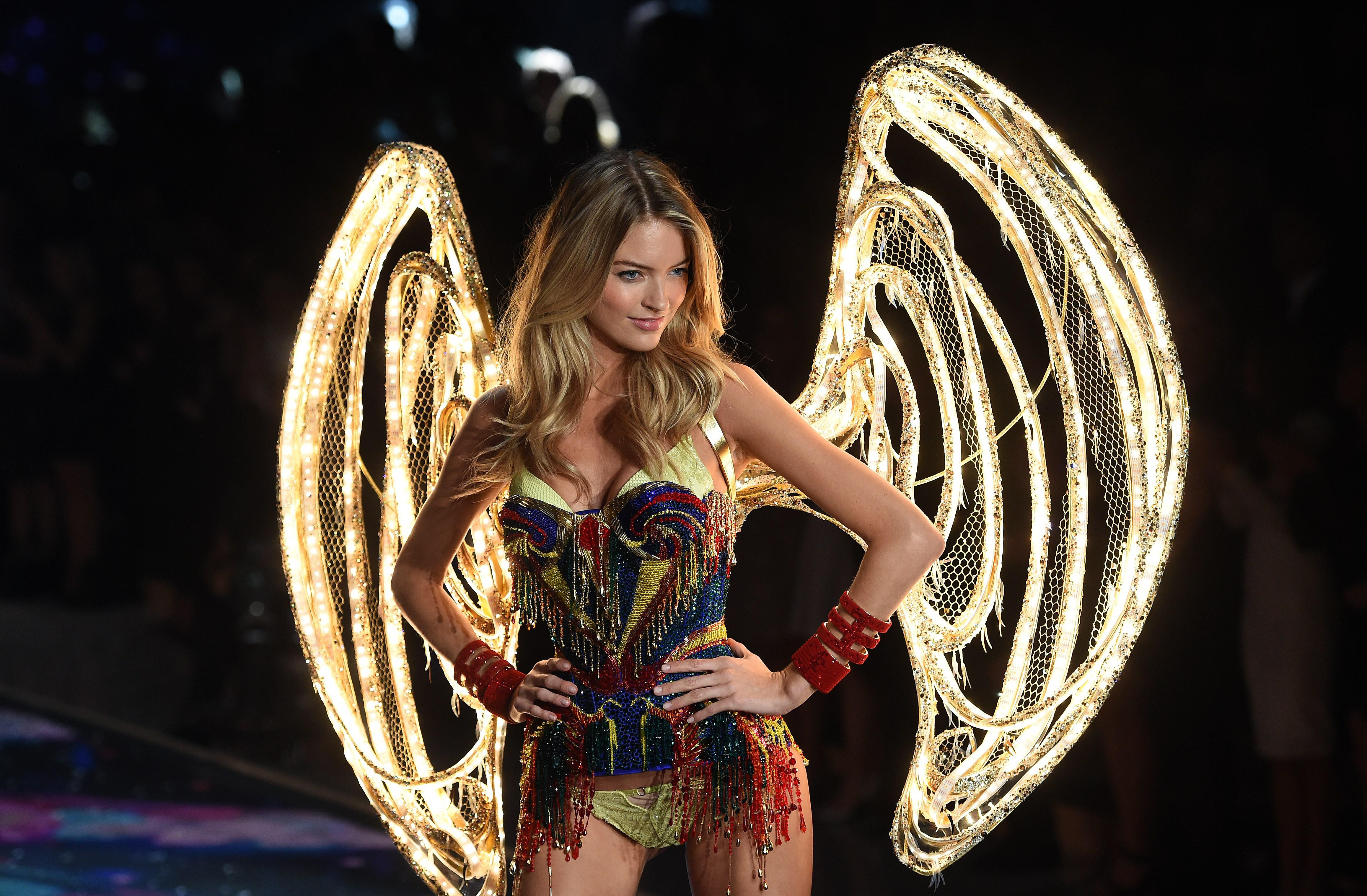 Behind The Wings: Inside The 2015 Victoria's Secret ...