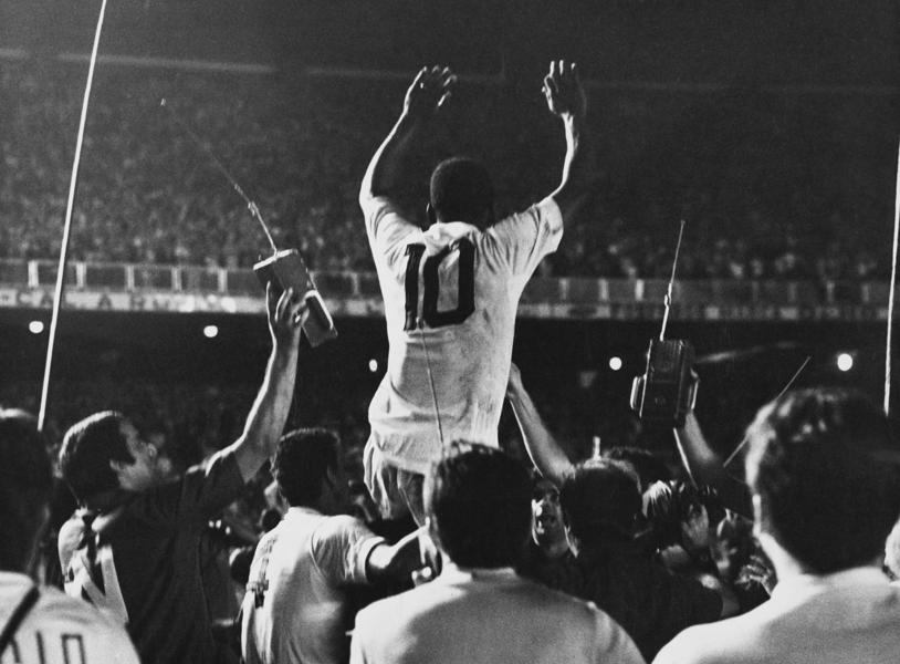 50 Years On From Pelé's 1,000th Goal, It Has Become Necessary To Reaffirm His Greatness