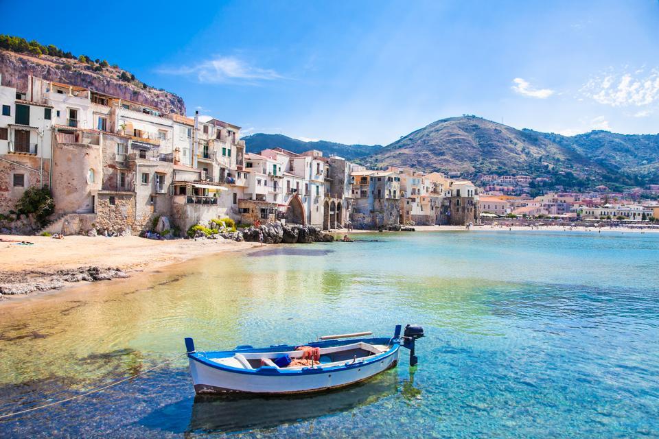 Cefalu Sicily Italy travel coronavirus deal