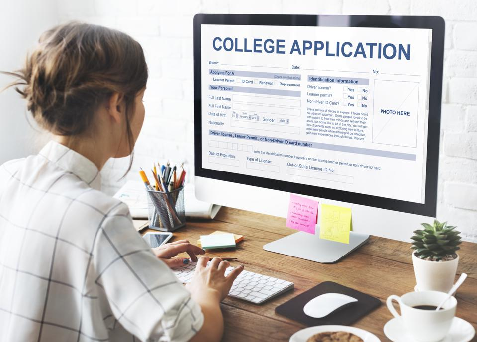 College Advice: How I Read An Application