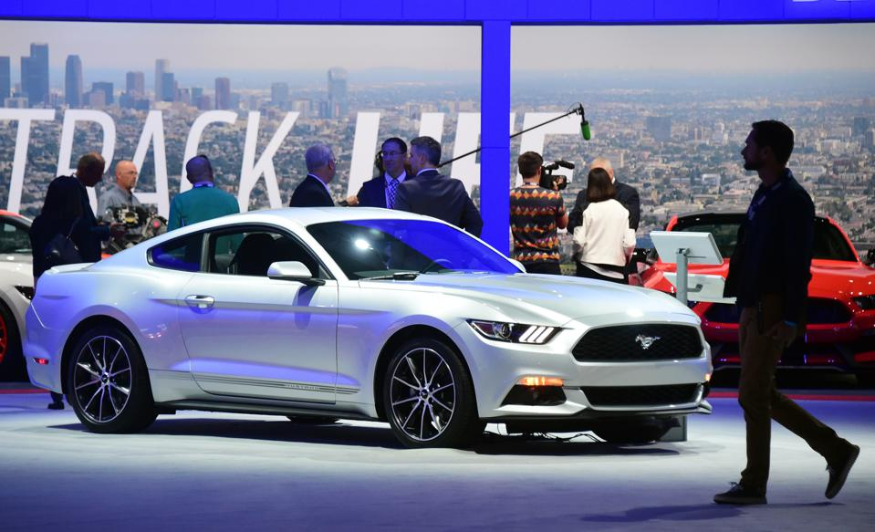 New Mustang Outsells Porsche 911 In Germany? Really?