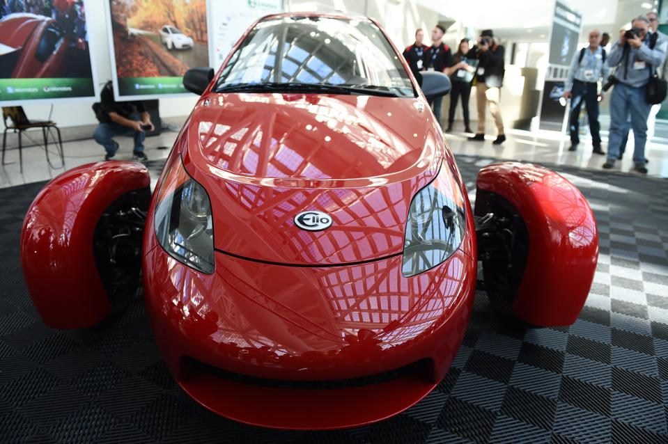 Elio Motors, First Equity-Crowdfunded IPO, Soars Past $1B Valuation Days After Listing Shares