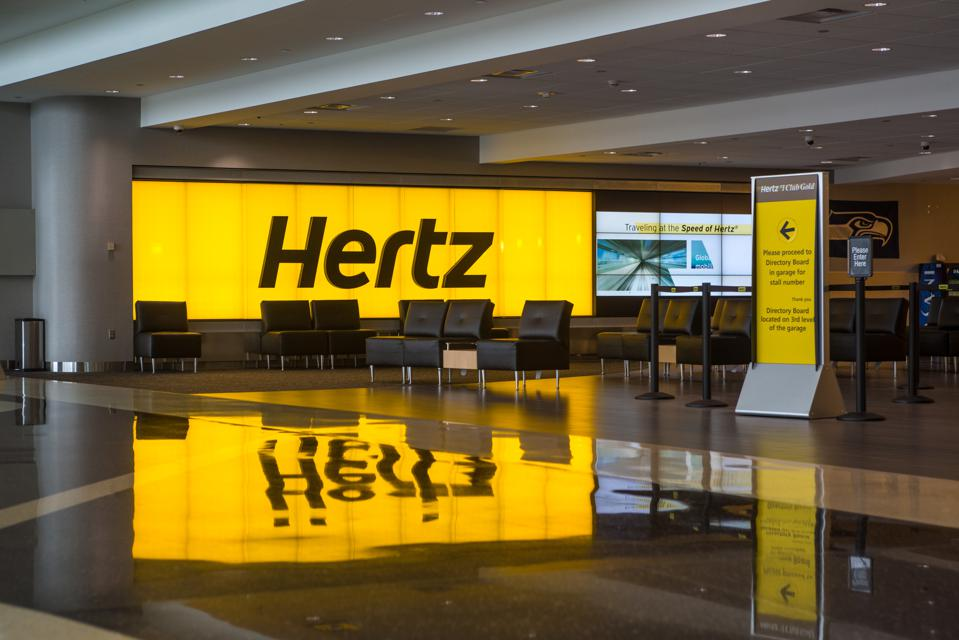 Hertz Files For Bankruptcy After 16,000 Employees Were Let Go And CEO Made Over $9 Million
