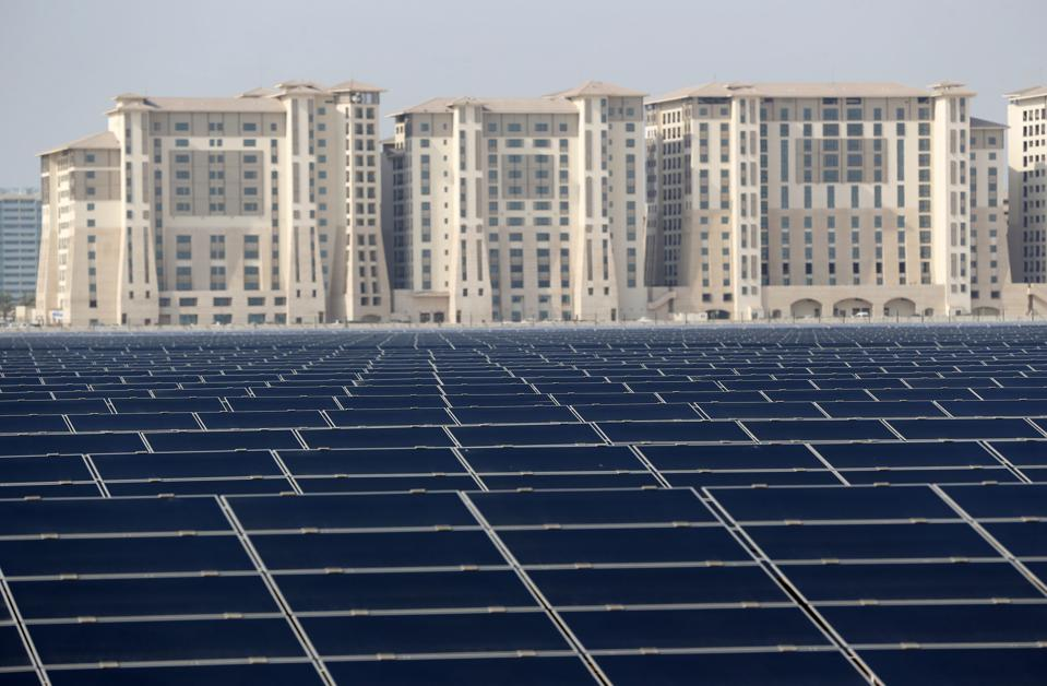 UAE-CLIMATE-WARMING-COP21-UAE-ENERGY-OIL