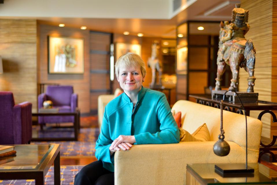 Mint Exclusive: Profile Shoot Of Columbia University Associate Professor Rita Gunther McGrath