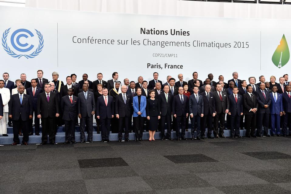 UN Climate Change Conference 2015