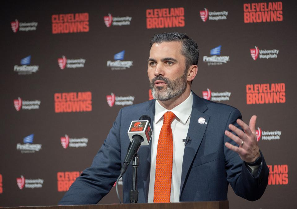Kevin Stefanski's Five Biggest Challenges As Coach Of The Cleveland Browns