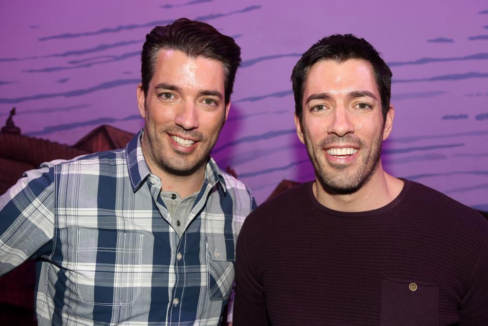 HGTV's Jonathan and Drew Scott