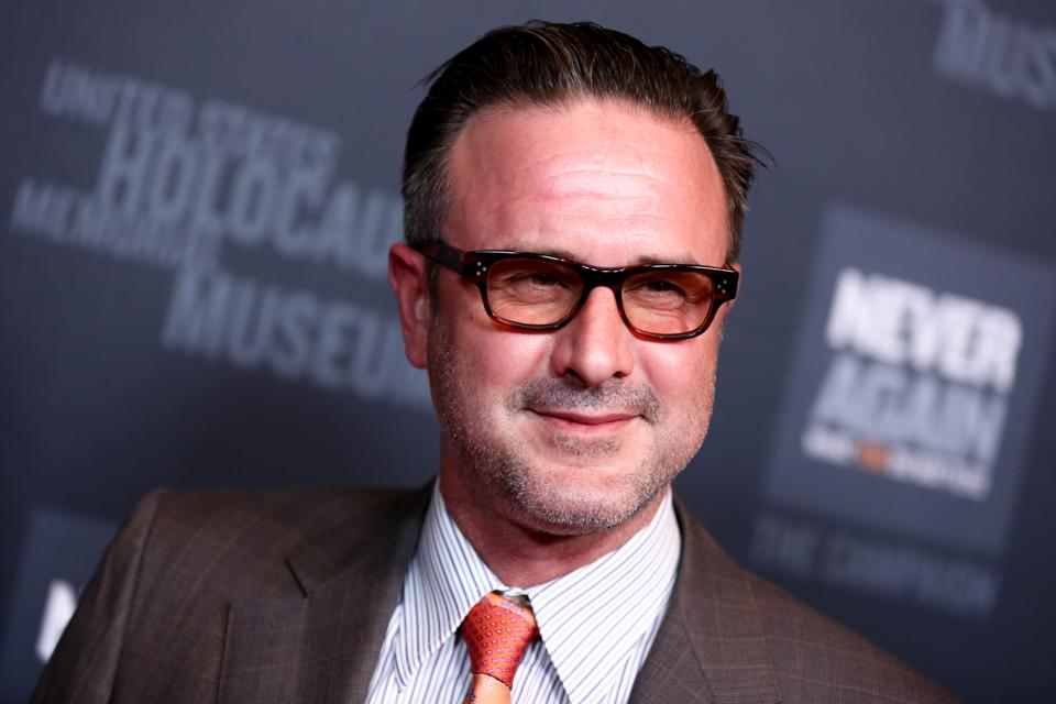 David Arquette, interview, Scream, sequel, Mob Town, wrestling, documentary, horror