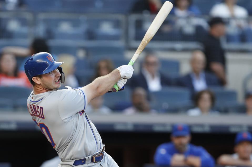 Mets Yankees Baseball