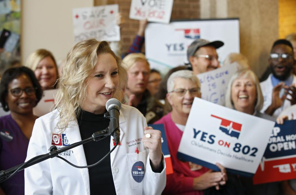 Medicaid Expansion Oklahoma