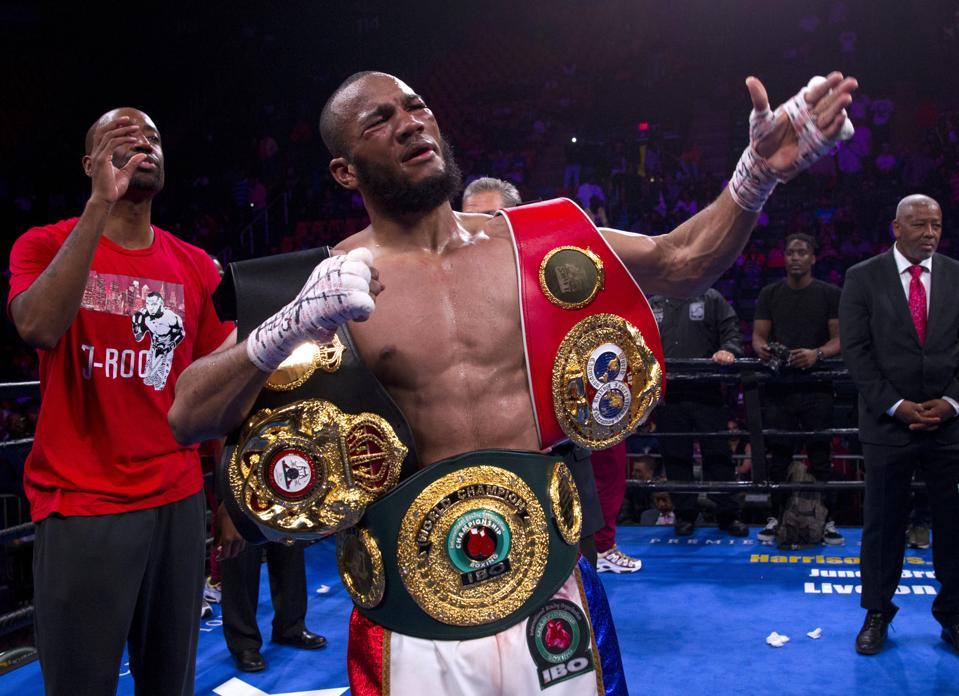 Hurd Williams Boxing