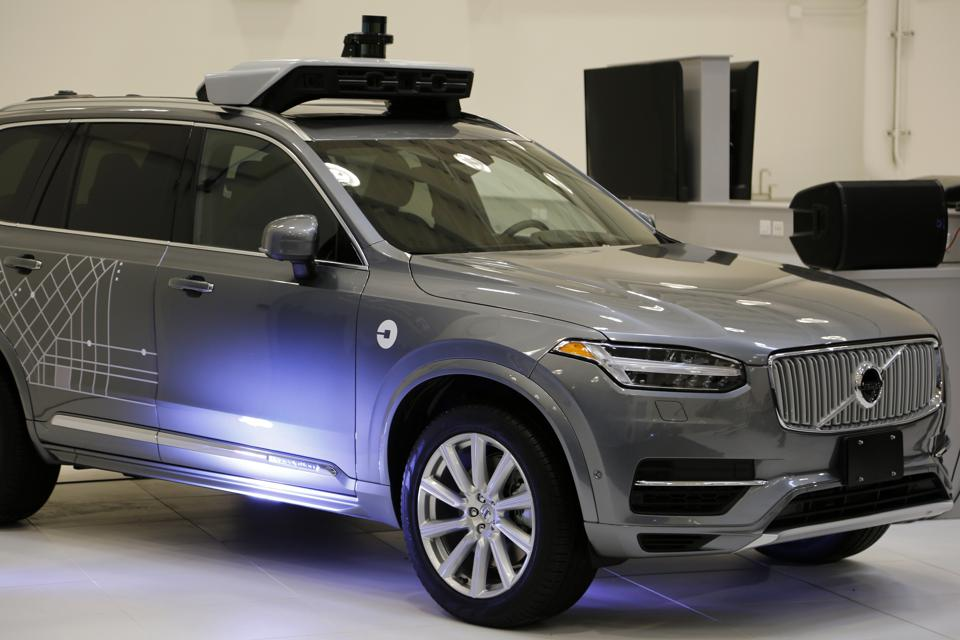 Carson Car Center >> Uber To Buy Thousands Of Volvo SUVs In Big Push To Robot Taxi Future