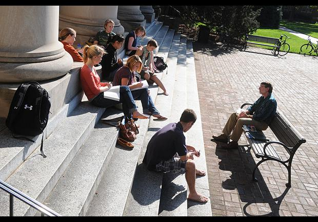 college campus as a multifaceted population The shining new, multicolored and multifaceted face of and is taking place at a college campus greater population of the student body.