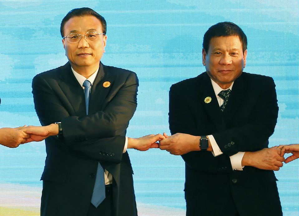 Beijing-Manila Oil Deal Underway In South China Sea thumbnail