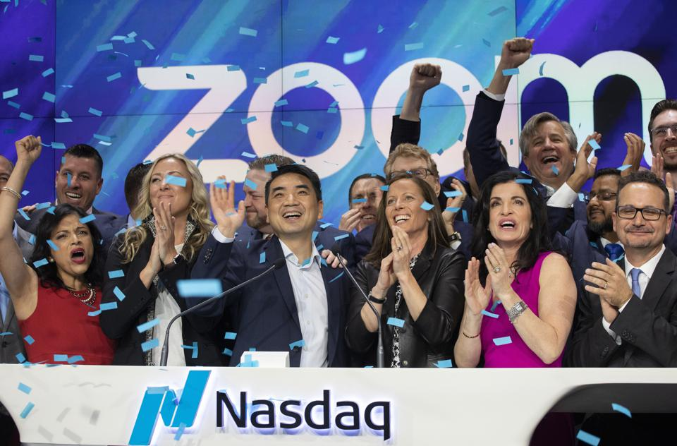 Financial Markets Zoom IPO