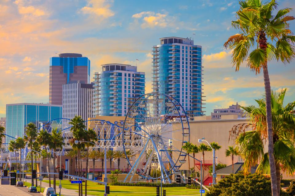 Long Beach, California, Has L.A. Vibes But A Charm All Its Own