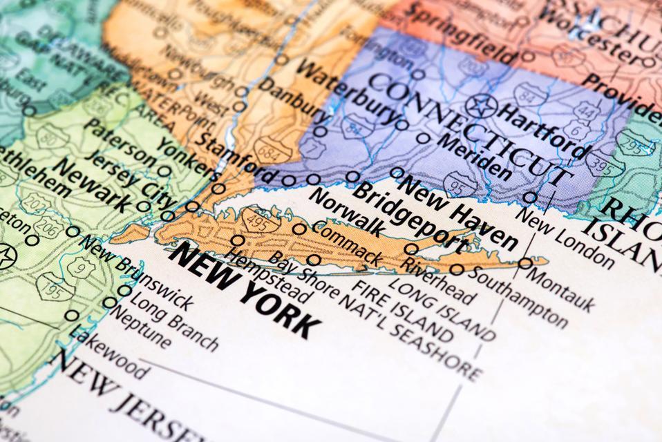 NY Tri-State Area