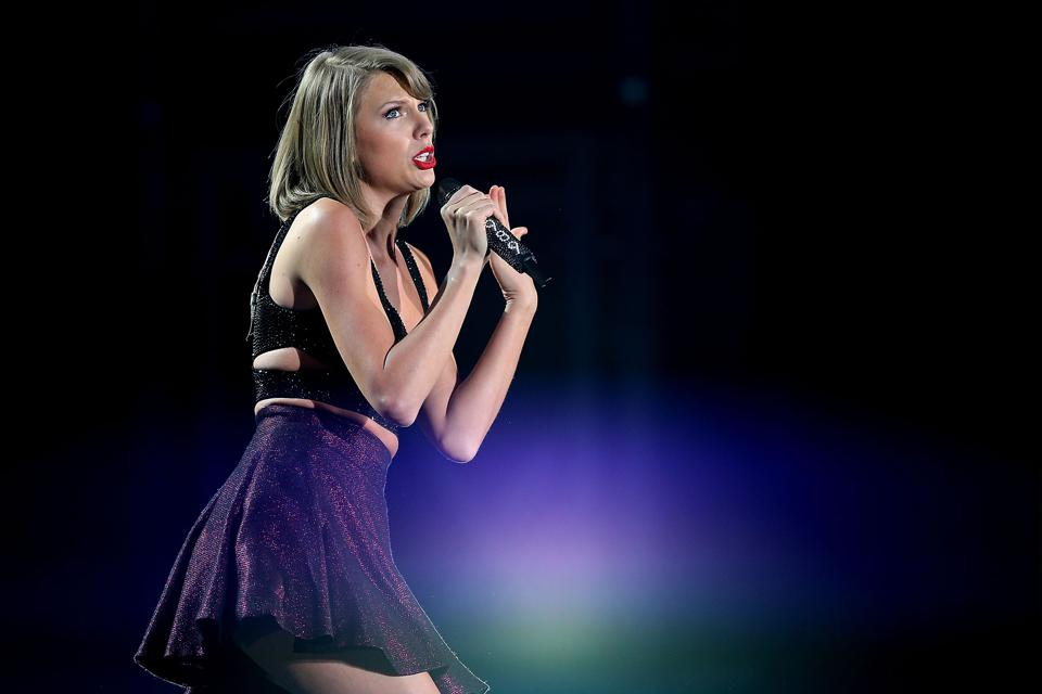 Big Data, Taylor Swift And The Future Of The Music Industry