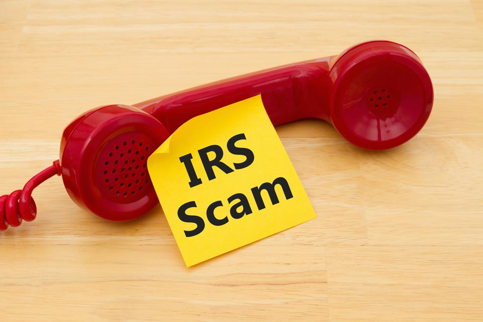 WARNING: A New 2017 IRS Scam