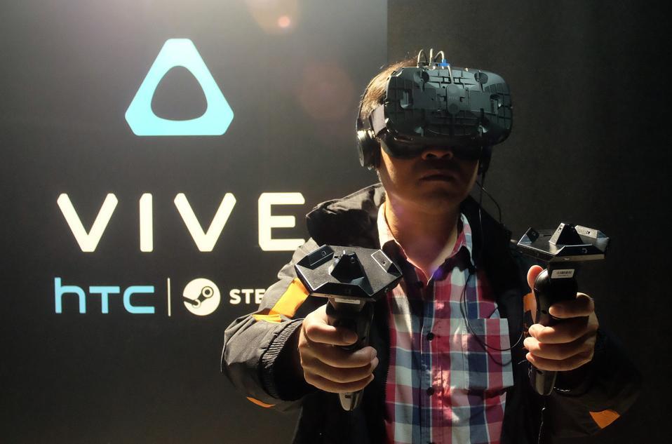 Virtual Reality Startups Aim For B2B Market