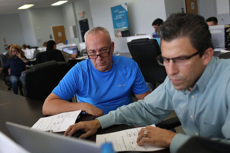 Blue Cross Insurers Cut Commissions On Obamacare Sales