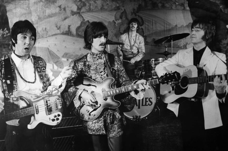 The Beatles Abbey Road bestselling vinyl album decade