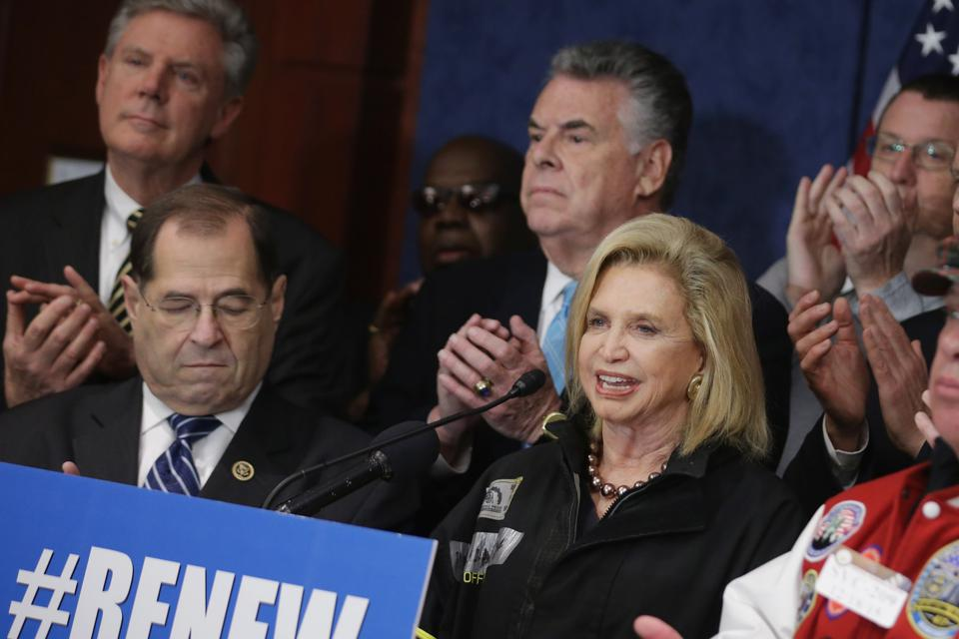NY Democrats Hold News Conf. On Zagroda 9/11 Health And Compension Programs