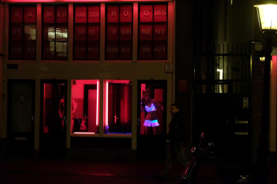 red light district sex workers amsterdam