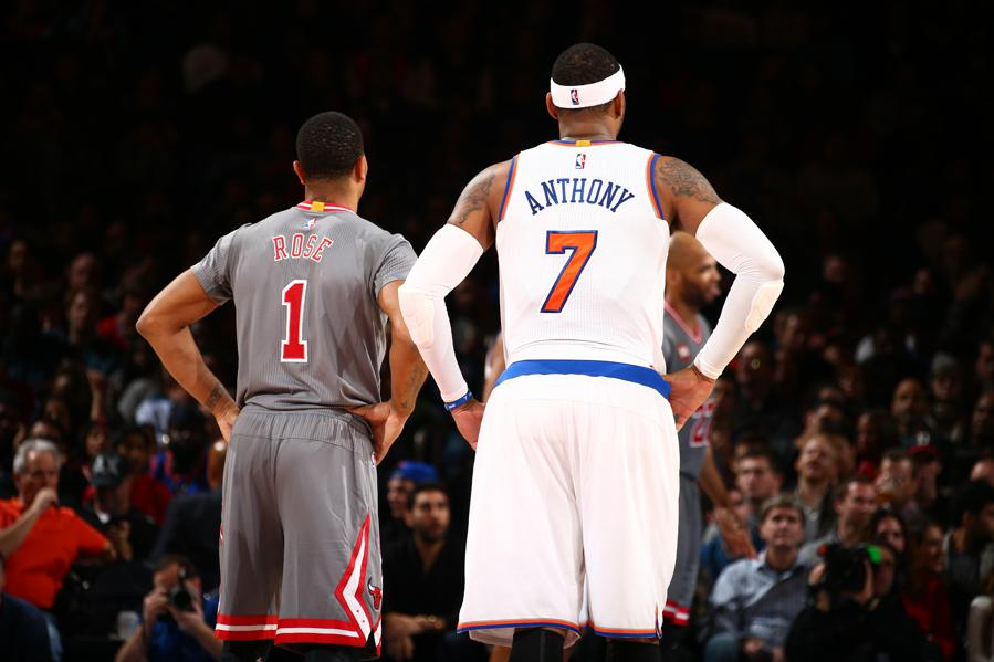 Carmelo Anthony's Claim He Almost Signed With Bulls An ...