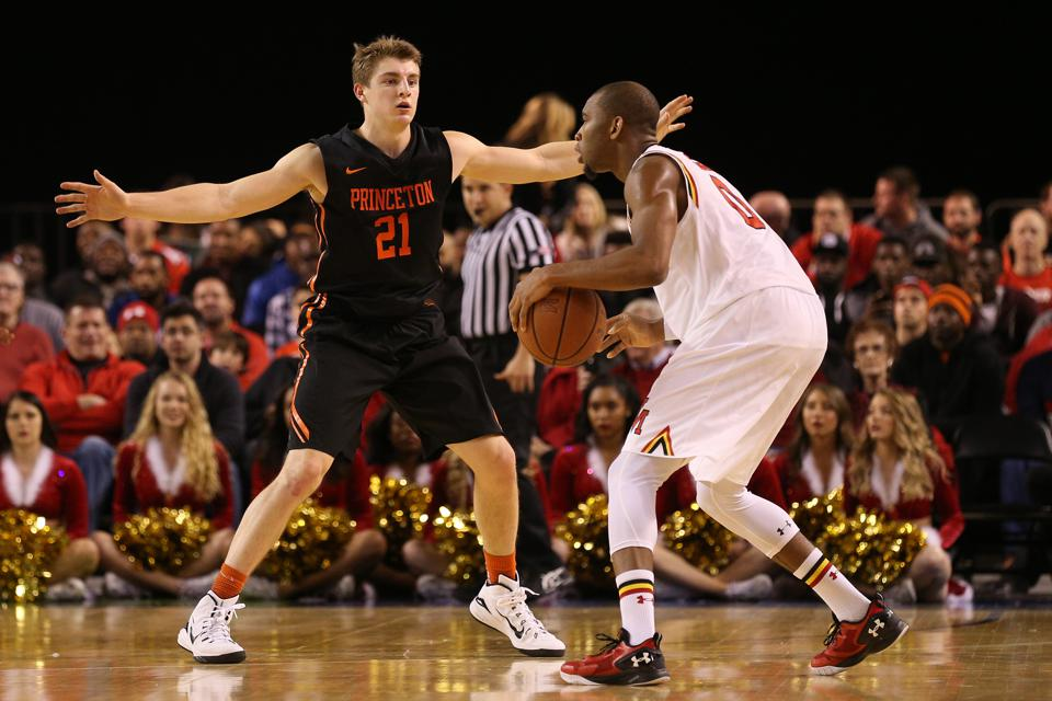Why Princeton Deserves An At-Large Bid To The 2016 NCAA ...
